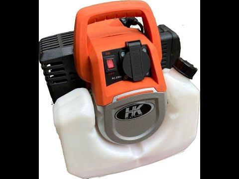 Hkg1000i India's Lightest Weight 1000 Watts Inverter Technology Portable Generator