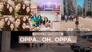 SALSHABILLA #VLOG - OPPA.. OH.. OPPA... [KOREA TRIP PART 1]