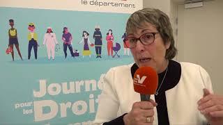 Journée internationale des droits des femmes - Auvers sur Oise