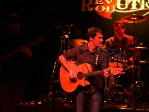 Aaron Owens-Troublemaker Live at The REV Room