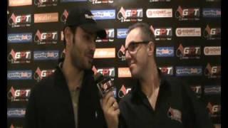 Greek Poker Tour - Oct 2009, Andreas Halkiadakis