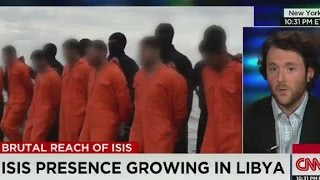 ISIS message to Christians: 'We're coming to ge...