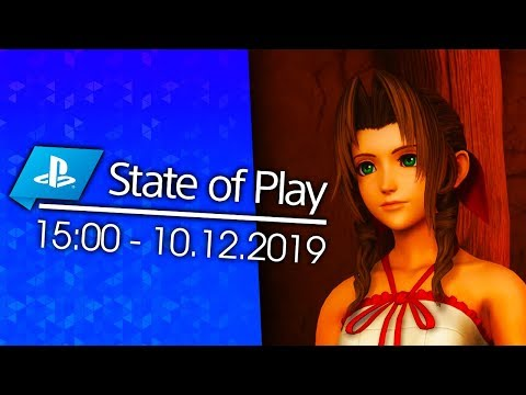 Neuer KH3 TRAILER?!   STATE OF PLAY - 10.12.2019   Live Reaktion + Commentary