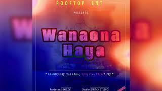 Country Boy Ft Khaligraphy Jones & S2kizzy   Wanaona Haya (Official Audio)