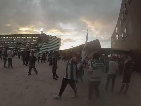 """""""LA KOMUN / SIEMPRE VOLVEREMOS"""" Barra: La Komún • Club: Santos Laguna"""