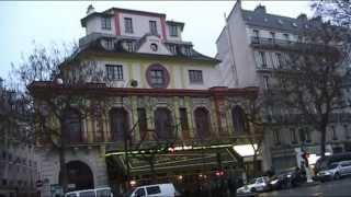 "ANGE au Bataclan ""Ces gens-là"" (vidéo Cyclopelerin)"