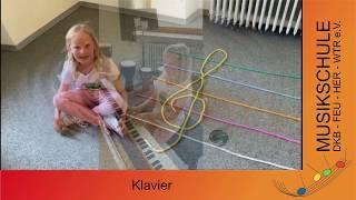 Musikschule Klavier