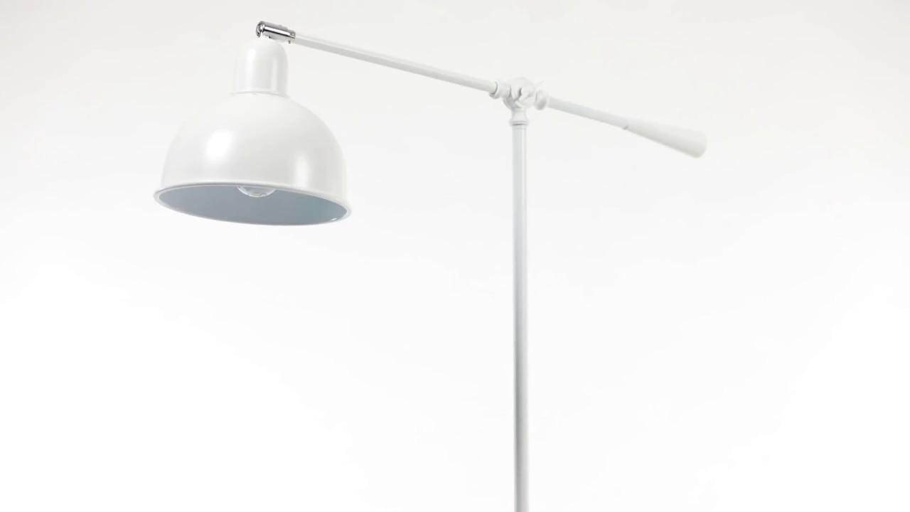Video von: Stehlampe Gelenk GALANDO