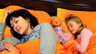 Family Morning Learn Personal Hygiene Are You Sleeping Brother John Song for Kids by Super Polina