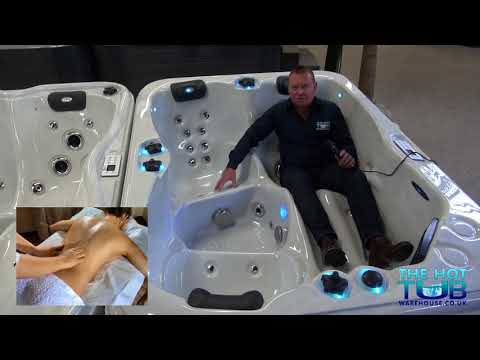 Hot Tub Showcase - The Renew Passion Spas - TheHotTubWarehouse