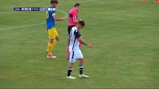 14 luglio 2018  sintesi Udinese  - Rappresentativa FVG  10 -  0