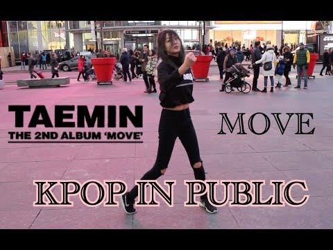 [KPOP IN PUBLIC TORONTO] TAEMIN (태민):