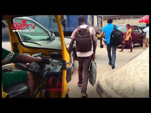 Video: Female graduate with 2nd Class Upper quits job to drive tricycle