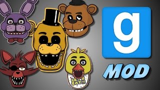Garry's Mod: Parakeet's Pill Pack Mod Showcase - Самые лучшие видео