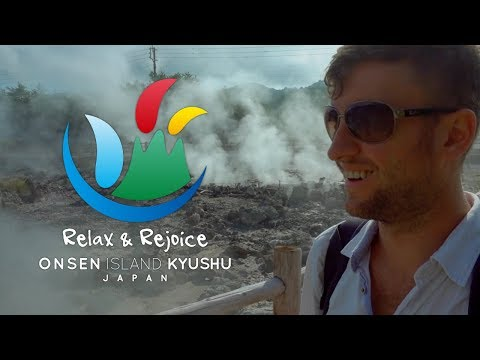 ONSEN ISLAND KYUSHU JAPAN – KYUSHU THE ISLAND OF VOLCANOES AND HOT SPRINGS