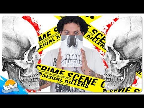 MONSTROS REAIS | ARQUIVOS SERIAL KILLERS | Ilana Casoy