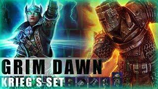 Grim Dawn [v1 0 1 1] 2h Battlemage W131 - 150 - hmong video