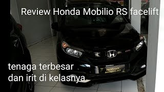 New Honda Mobilio Rs 2019 Free Video Search Site Findclip
