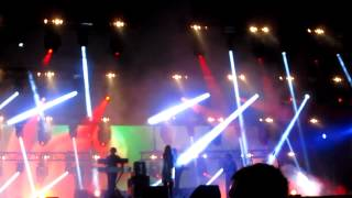 St. Etienne - Nothing Can Stop Us // Flow Festival 2012, Helsinki Finland