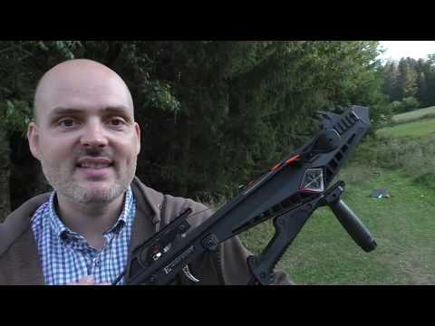 Schnell-Schuss-Armbrust: Beste Survival-Waffe?