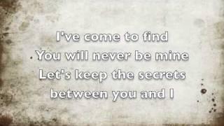 Eyes Set To Kill - The Secrets Between lyrics