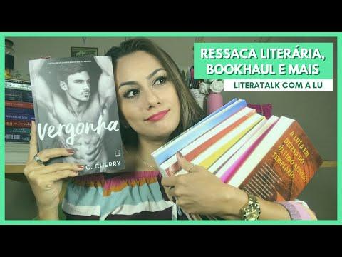 LITERATALK #01 | DESABAFO, BOOKHAUL, RESENHA E MAIS... | LITERAMIGAS