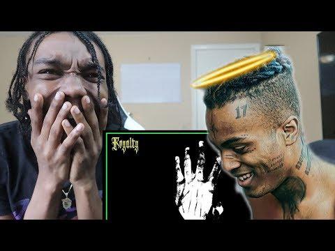 XXXTENTACION - Royalty feat  Ky-Mani Marley, Vybz Kartel