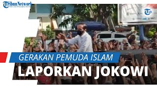 Gerakan Pemuda Islam Laporkan Jokowi dan Gubernur NTT ke Bareskrim Polri Dugaan Langgar Prokes