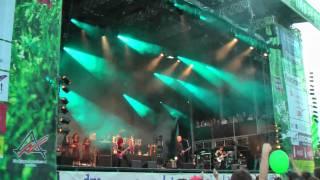 02   GLÜCKLICH   Farin Urlaub Racing Team   LIVE @ Das Fest 2009 [HD]