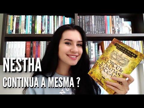 CORTE DE CHAMAS PRATEADAS - RESENHA | Paixão Literária