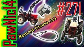 Zdejmowanie Starej Kabiny Z Ursusa C 360 3P   Życie Zwyczajnego Rolnika #271