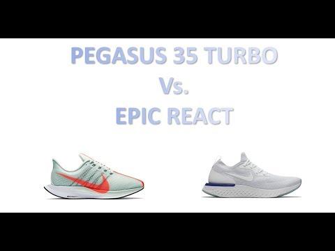 b6372c11dac2 Nike Presto Off White Real vs Fake GodKiller (UA) In Depth Comparison ·  Casual Runner s throwdown - Epic React v Pegasus 35 Turbo - Which one  should you buy
