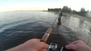 Рыбалка в каменном на оби