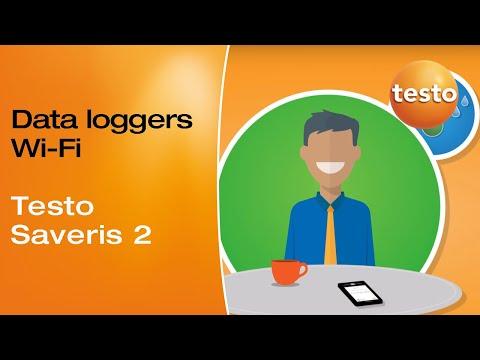 Presentación del testo Saveris 2