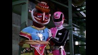 "Power Rangers S.P.D.   Power Rangers Vs Krybots   Episode 20 ""Perspective"""
