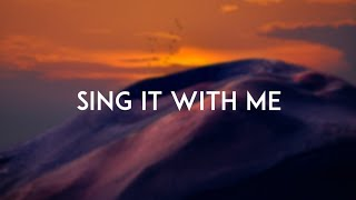 JP Cooper & Astrid S   Sing It With Me (Lyric Video)