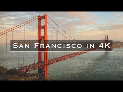 San Francisco in 4K