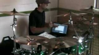 Lord Of The Dance - Steven Curtis Chapman - drum cover - K Funk
