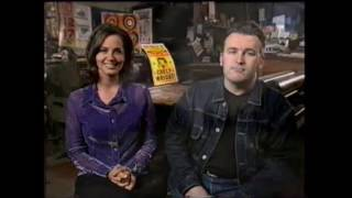 Chely Wright - UK Country TV Interview Sessions 1997