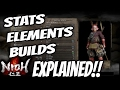 Nioh Tips Ultimate Guide Stats Builds Elemental Damage Effects