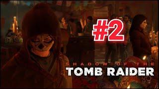 SHADOW OF THE TOMB RAIDER - [Walkthrough Gameplay ITA HD - Parte 1] - PEDINIAMO IL DOTTOR DOMINGUEZ!
