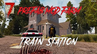 Train Station Prefab Playthrough - Hedgehog