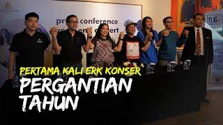 Pertama Kali Konser saat Pergantian Tahun, Efek Rumah Kaca akan Tampil Maksimal di The Sunan Hotel