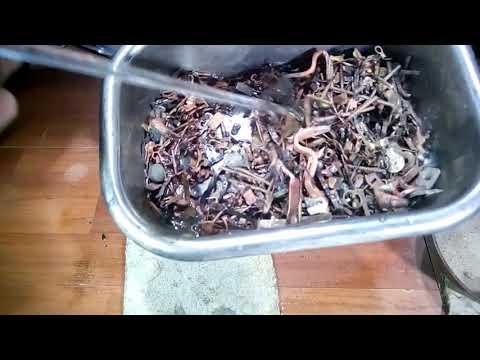 """Видео """"Как достать серебро из мусора быстро и просто!"""""""