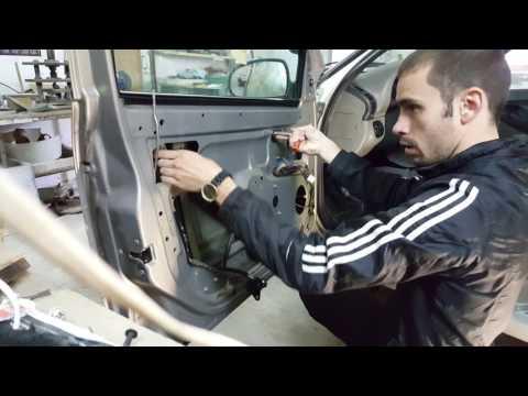 Ремонт электростеклоподъемника Лада Калина своими руками