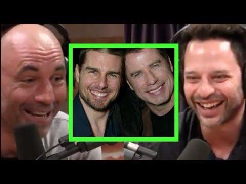 Joe Rogan & Nick Kroll - John Travolta, Tom Cruise, and Scientology