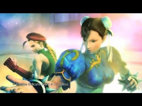This Street Fighter X Tekken Trailer Packs An Iron Fist