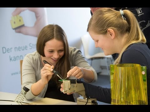 Zweiter Girls´ Day bei digitalSTROM