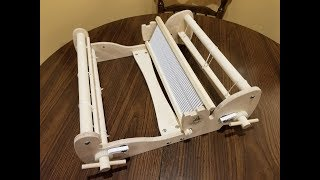 The Schacht Cricket Loom - Review! (Rigid Heddle Weaving Loom)