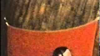 My Minds Mine recording vocals 1999